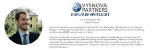 Employee Spotlight Vysnova Christopher Reinstadler